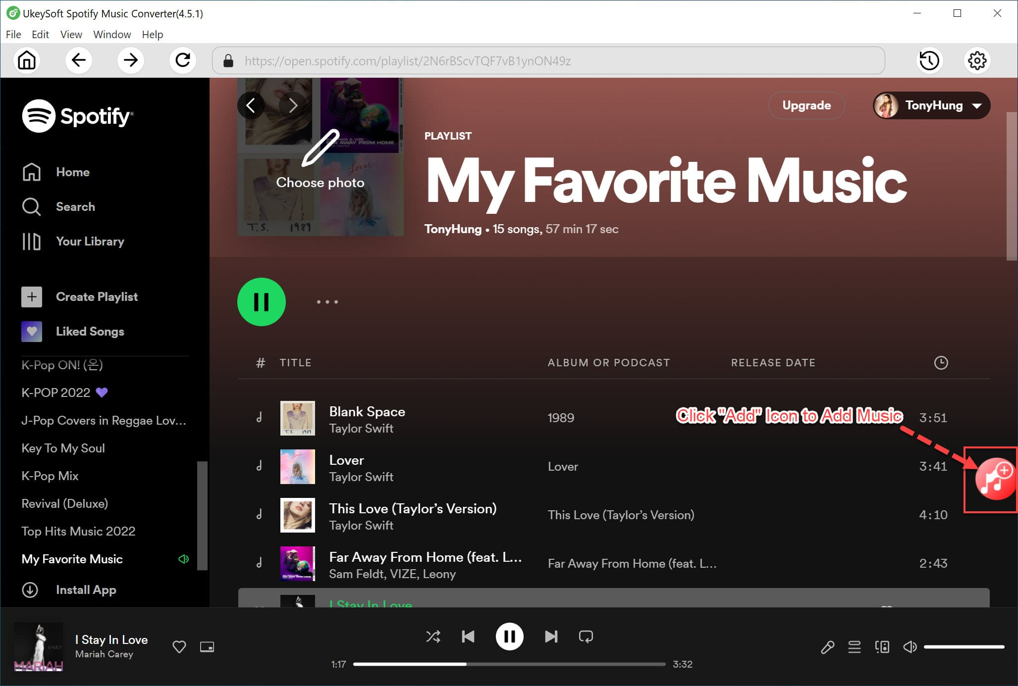 How to Download (MP3) Music from Spotify on Mac | UkeySoft