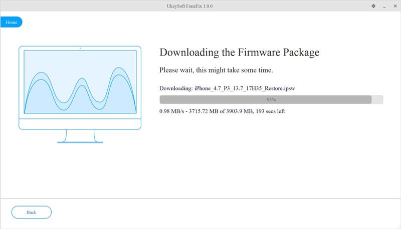 ステップ2.firmwarをダウンロードする