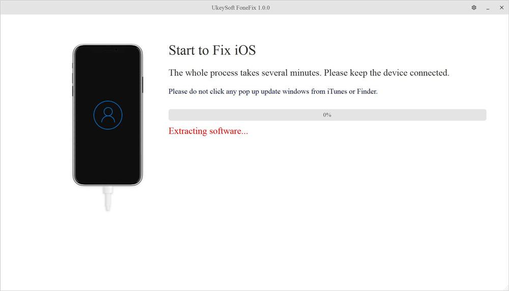 修復iPhone卡在驗證iOS 14更新的問題