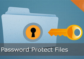 Hide or Password Protect Folders and Files in Windows 10/7/8