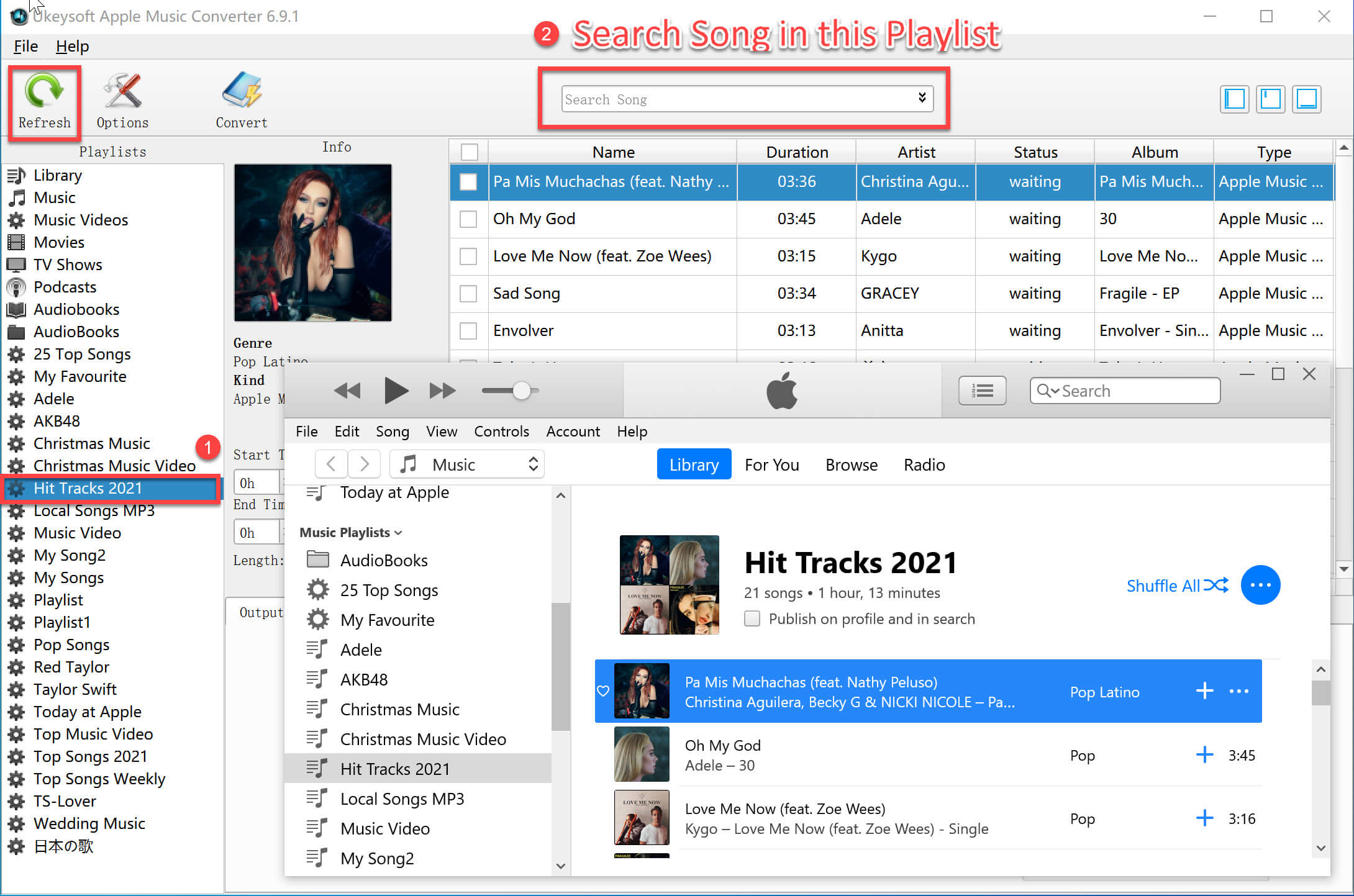 How to Download and Save Apple Music on PC Forever?