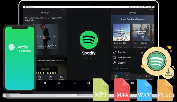 spotify 음악 다운로드