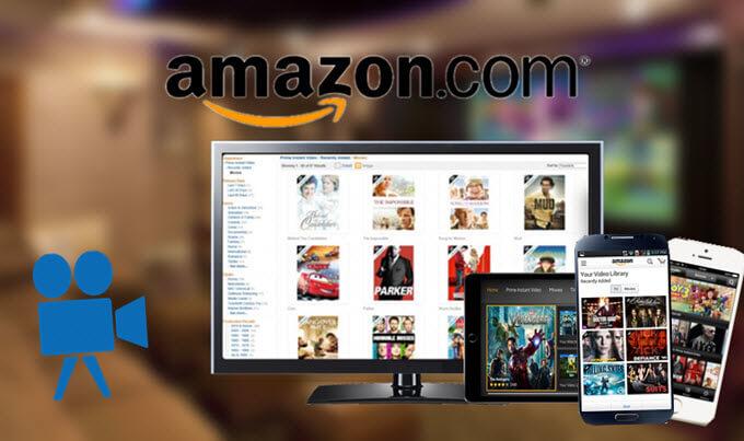 Amazon Prime Video Recorder: How to Record Amazon Prime Video for