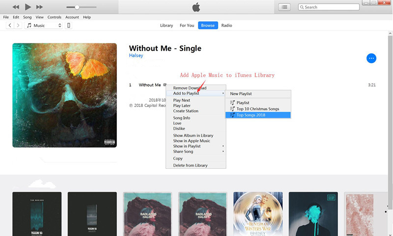 How to Remove DRM from Apple Music Files - Apple Music DRM