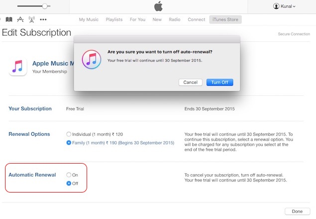 What Happens If You Cancel Apple Music Membership?
