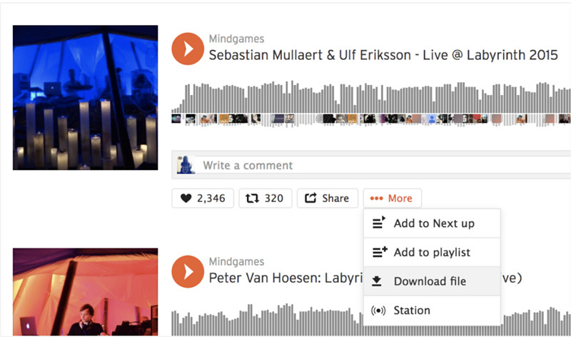 Download SoundCloud Music to MP3 on PC and Mac