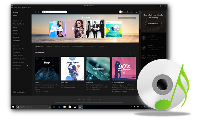 Best Solutions to Burn Spotify Music to CD