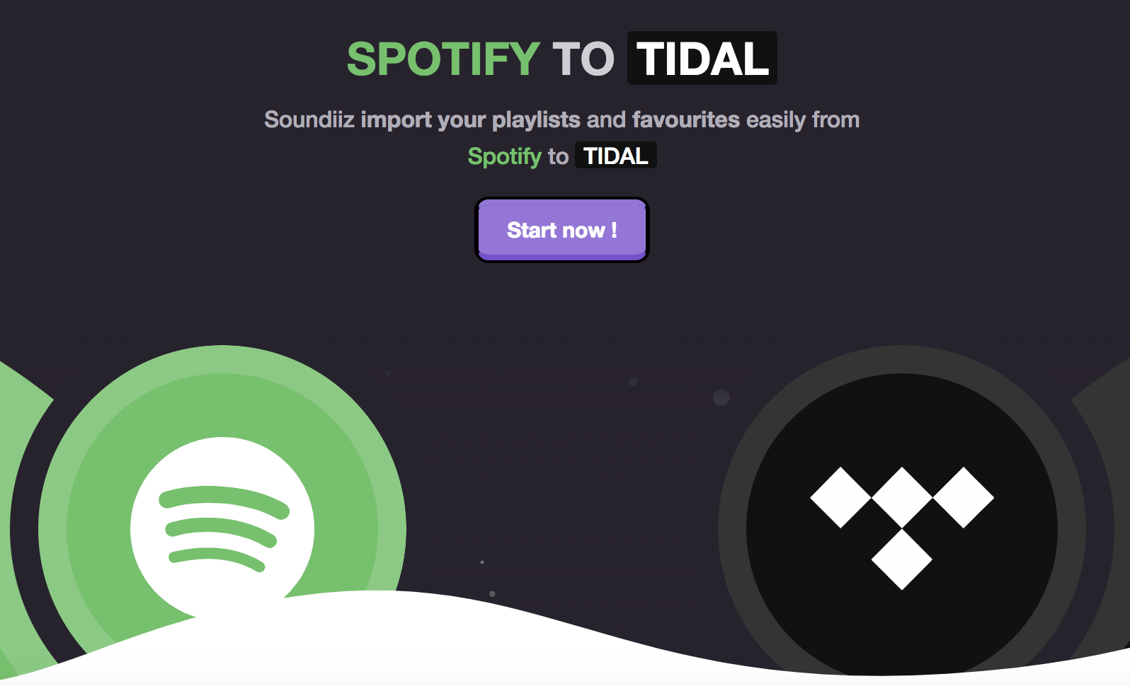 Spotify to Tidal - How to Transfer Spotify Playlists to Tidal