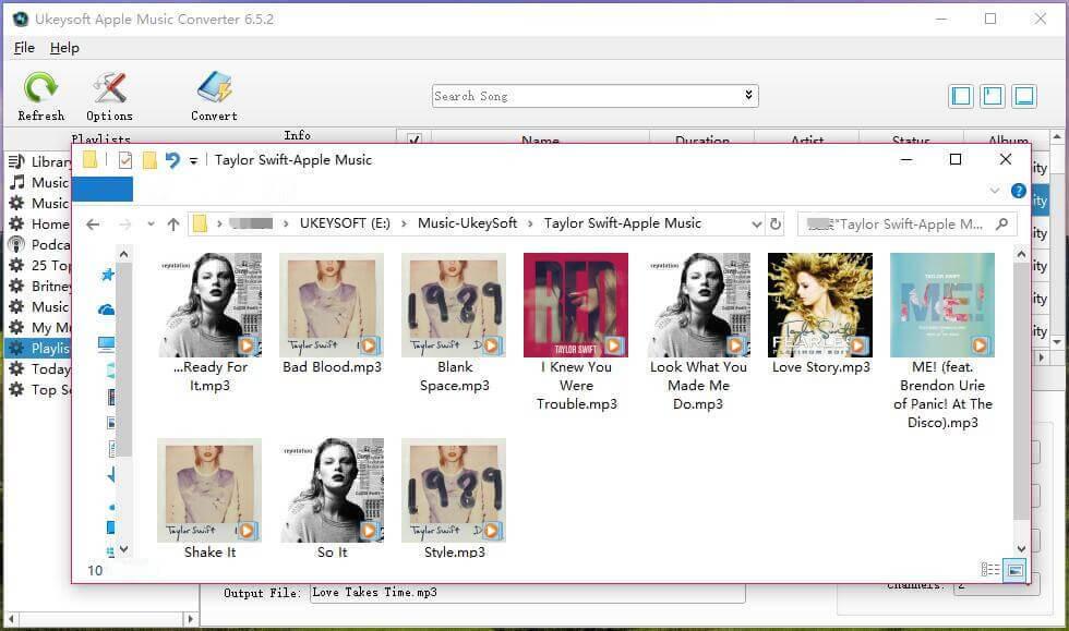get apple music mp3 songs