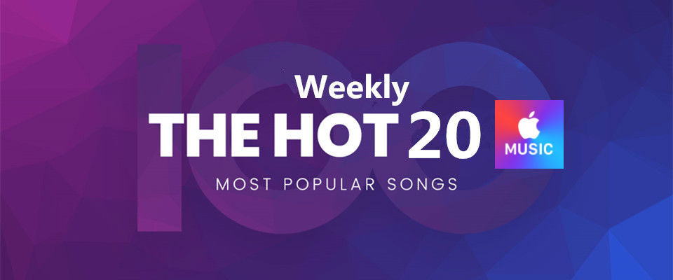 Weekly Top 20 Singles MP3 Download from Apple Music[June 29, 2019]
