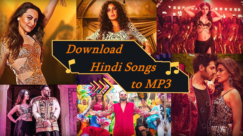 Hindi Songs MP3 Download from Apple Music, Spotify[2020 Updated]
