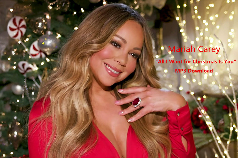 all i want for christmas mariah carey free mp3 download