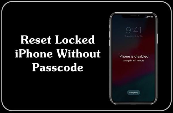 разблокировать отключенный айфон