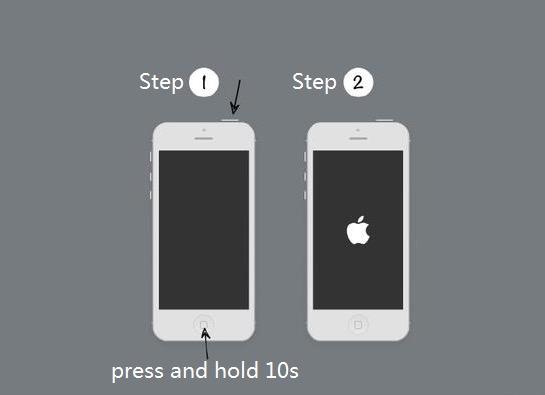 硬重置iPhone 6s和更早版本